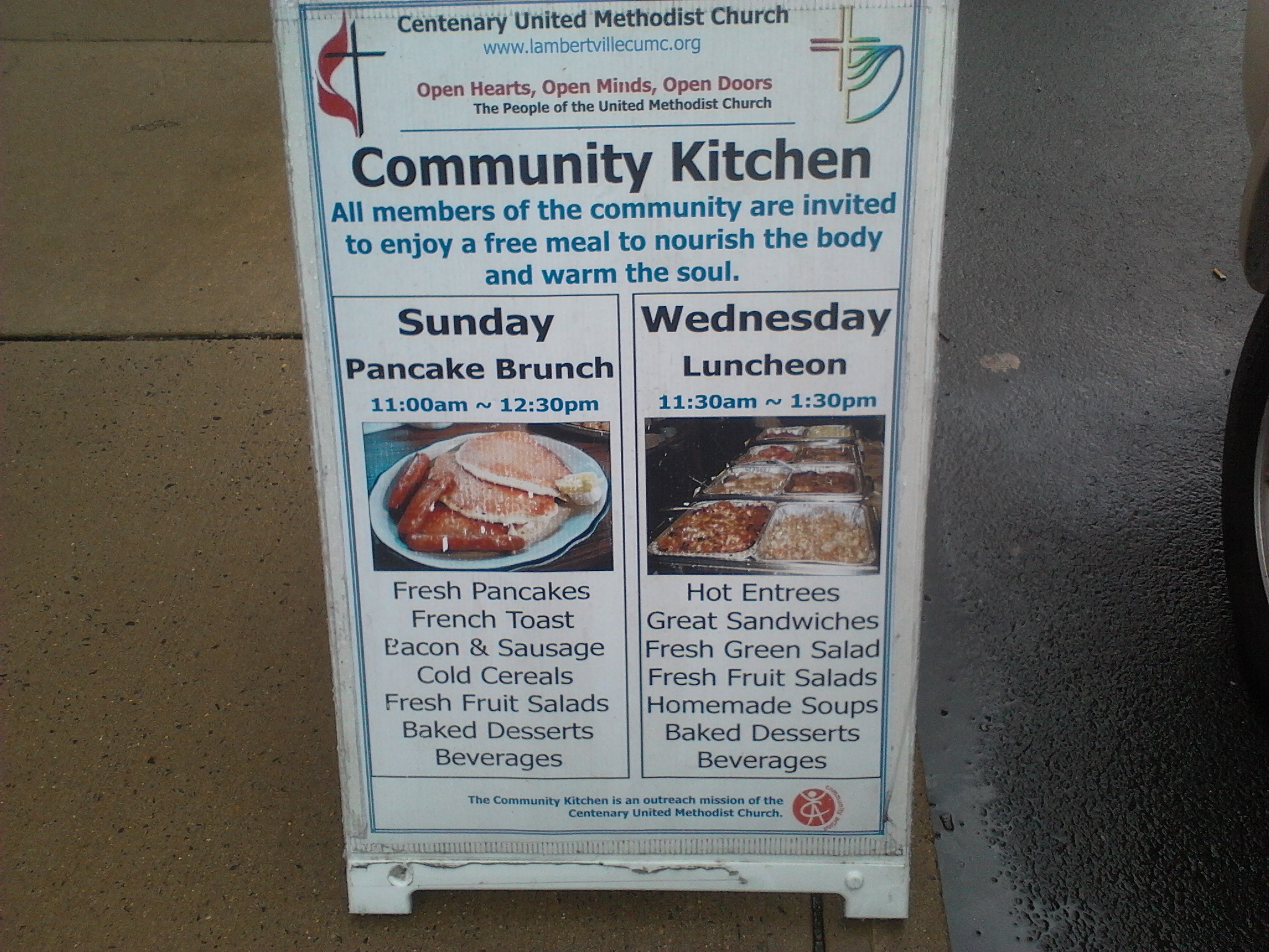 NEW JERSEY HOMELESS SHELTERS, FOOD PANTRIES AND MORE